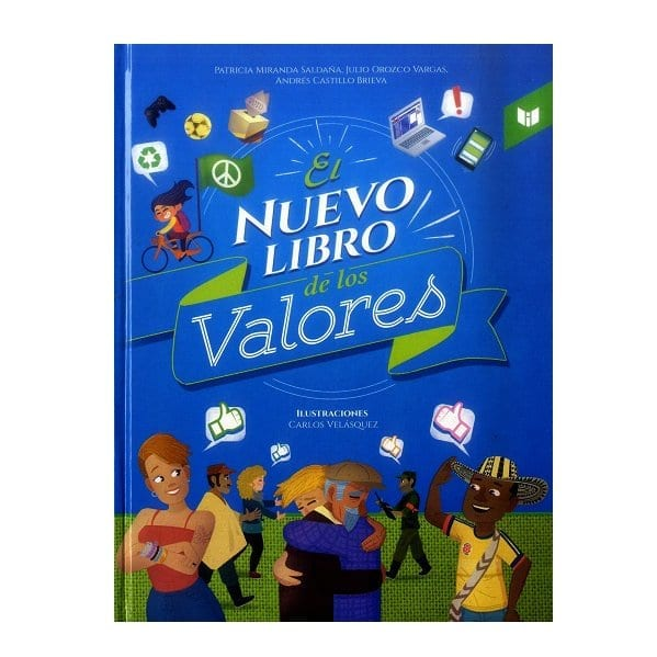 el nuevo libro de los valores