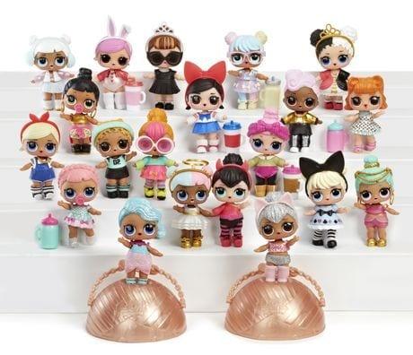 Munecas Lol Serie 2 Rav Toys