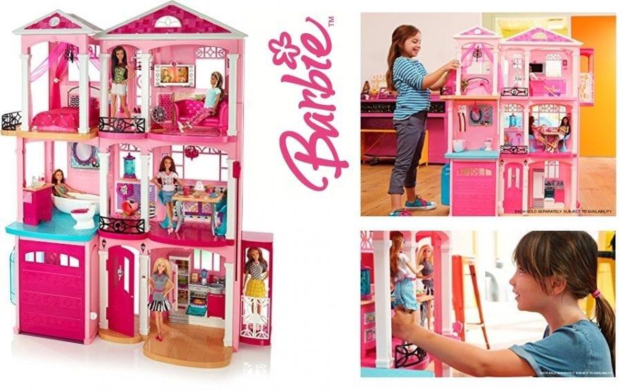 Barbie Casa De Los Suenos Dreamhouse Rav Toys