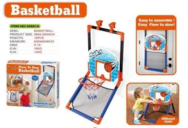 Cancha de Basket para la casa