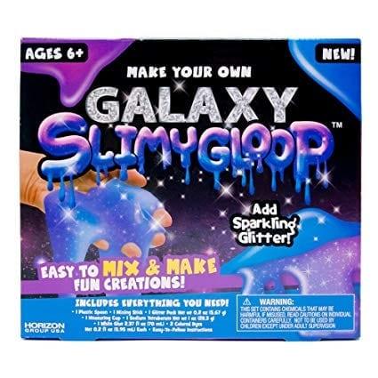Galaxy Slimygloop slime de galaxia