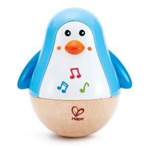 Penguin Musical Wobbler Hape