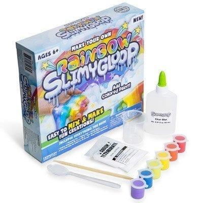 rainbow slime de arcoiris