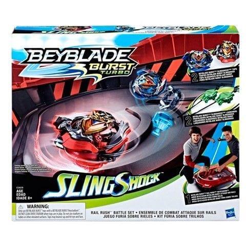 Bey Blade con Estadio