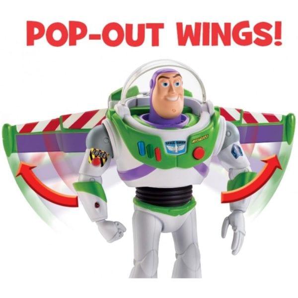buzz light year juguete muñeco