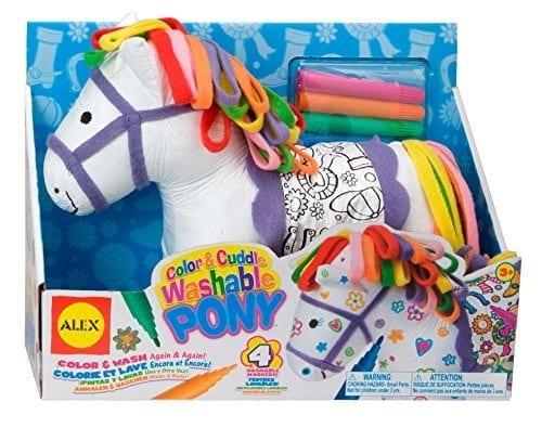 washable pony alex toys