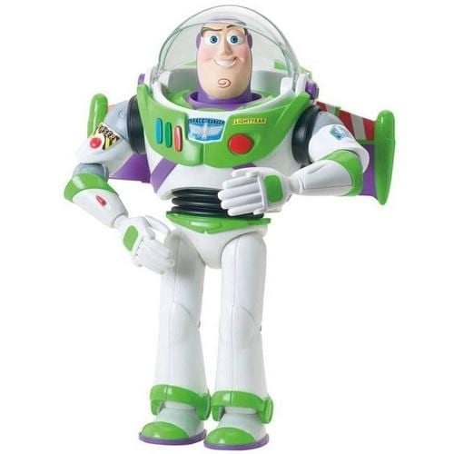 Buzz Light Year toy story 4 figura de acción parlante