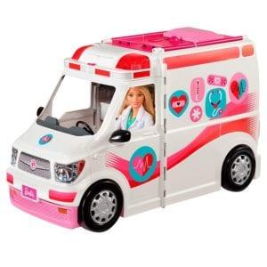 Barbie Hospital de lujo