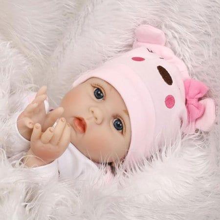 Bebe Reborn de 56 Cms