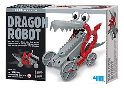 Dragon Robot 4m
