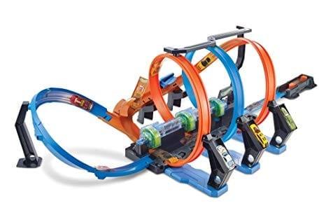 Hot Wheels Espiral de Choques