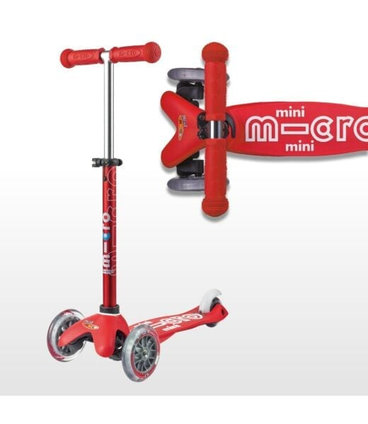 Mini Micro Deluxe Red