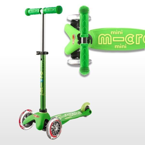Mini Micro Green Deluxe