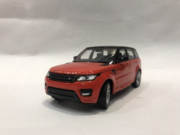 Range Rover Velar a Escala 1:24