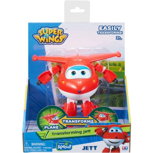 Jett Transformable Super Wings