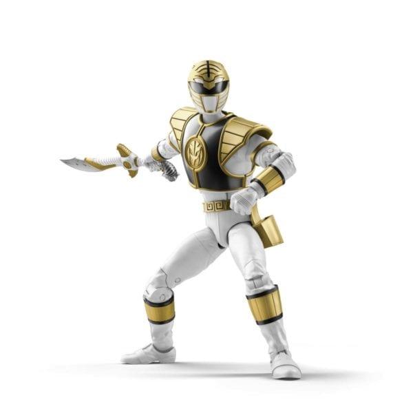 Power Ranger Blanco
