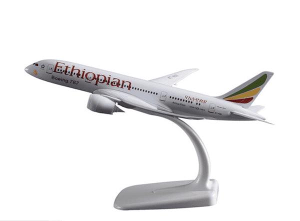 Boeing 787 Ethiopian