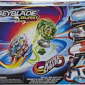 Estadio Beyblade Burst Rise Hypersphere