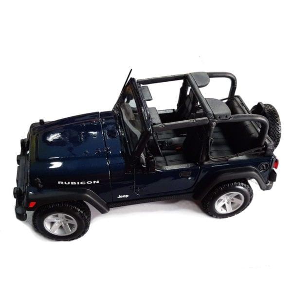 Jeep Wrangler Rubicon 1.18