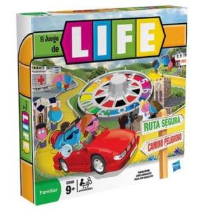 el juego de la vida hasbro