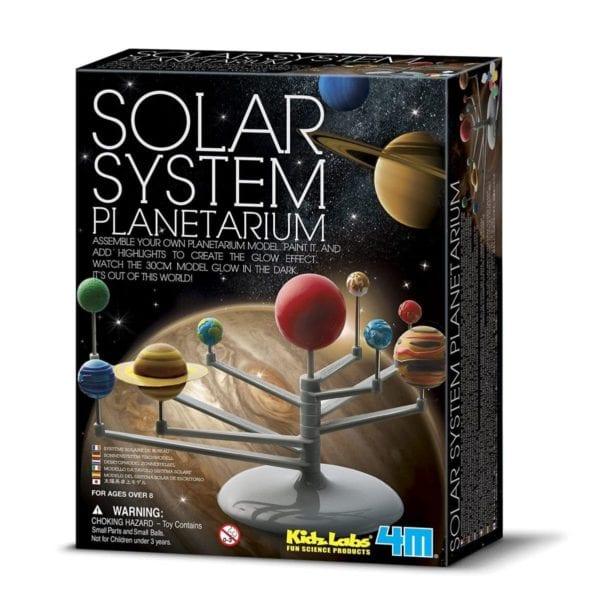 Solar System Planetarium KidzLabs