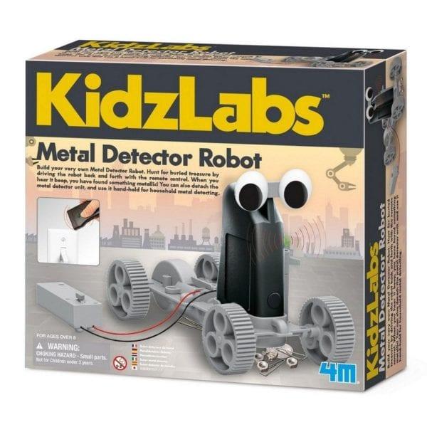 Metal detector robot kidzLabs
