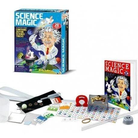 Ciencia Magica KidzLabs