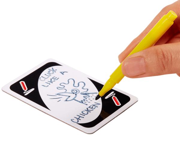 Juego de Cartas Uno Ahora con Cartas Personalizadas 2