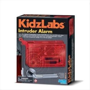Intruder Alarm KidzLabs