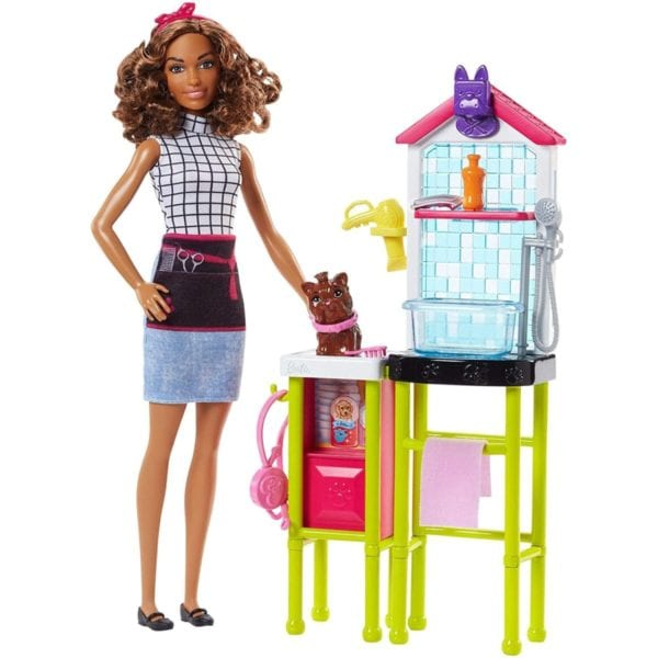 barbie estilista de mascotas