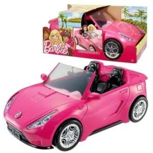 Auto Convertible de Barbie
