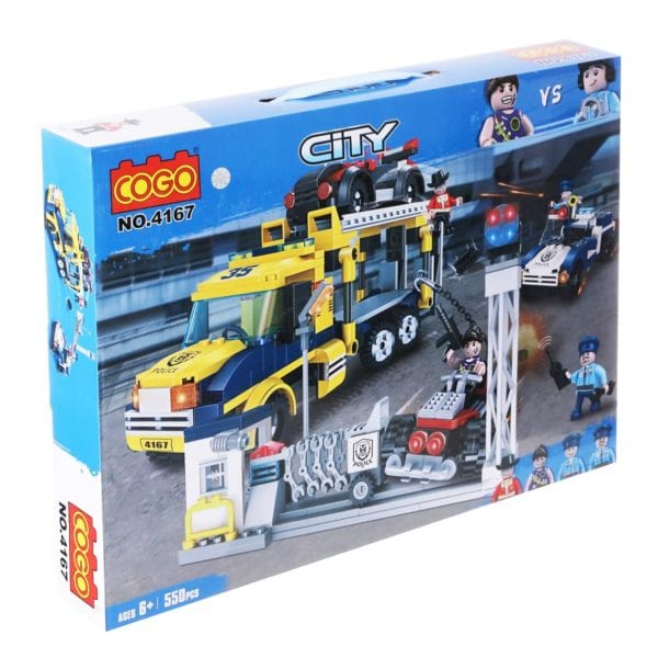 cogo police