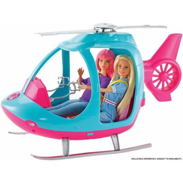 helicoptero explora y descubre de barbie