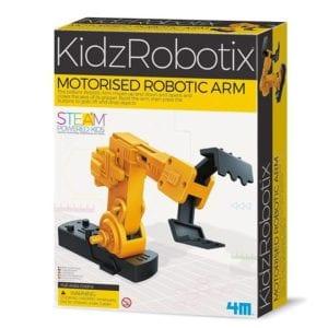Brazo robótico motorizado Kidzlabs