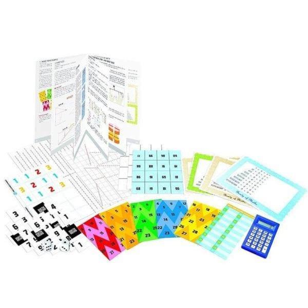 Magia Matemática Kidz Labs