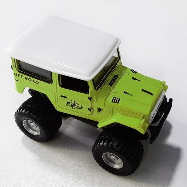 carro coleccion jeep