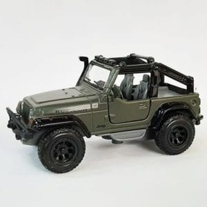 jeep rubicon maisto escala 1:32