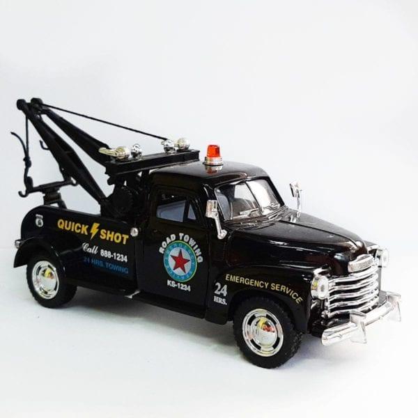 carro coleccion chevrolet 3100 wrecker