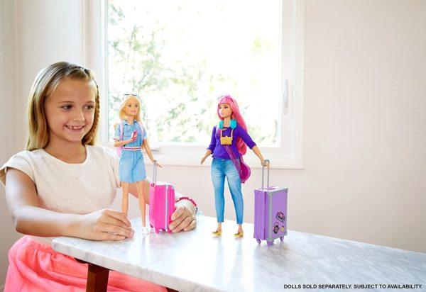 Barbie Viajera