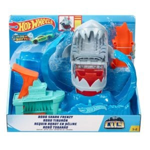 HW City Robo Tiburón