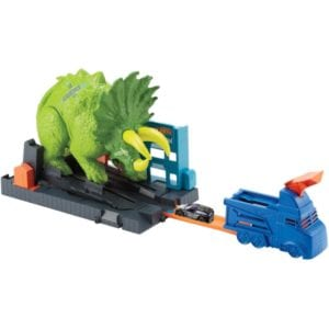 HW City Tricératops Destructor