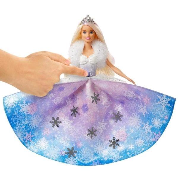 Barbie Princesa Vestido Mágico