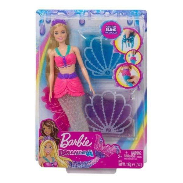 Barbie Sirena Slime
