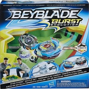 Bey blade Evolution Star Storm Battle Estadium Estadio Bey Blades