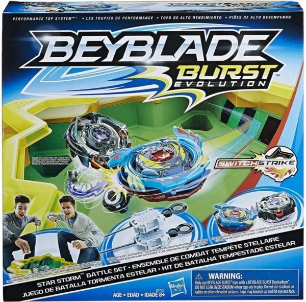 Bey blade Evolution Star Storm Battle Estadium Estadio Bey Blades