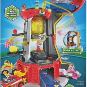 Paw Patrol Mighty Power Observatorio
