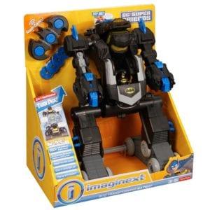 Robot r/c batman imaginext