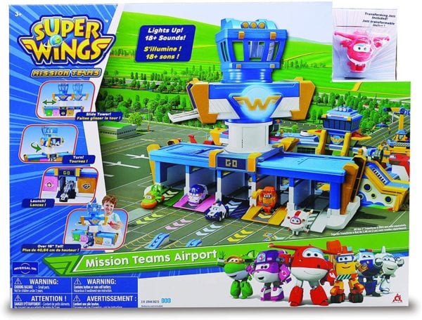 Super Wings Mision Teams Airport Aventuras Aeropuerto 1