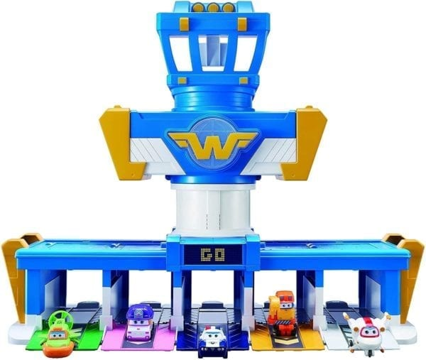 Super Wings Mision Teams Airport Aventuras Aeropuerto