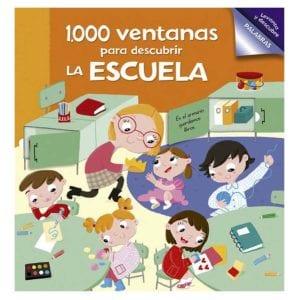 Libro 1000 ventanas para descubrir la escuela